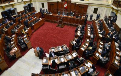 الكونغرس في البيرو يختار ثالث رئيس في البلاد خلال أسبوع
