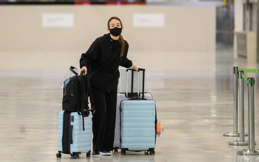 اليابان ستوقف اصدار تأشيرات دخول جديدة للاجانب بسبب سلالة كورونا الجديدة
