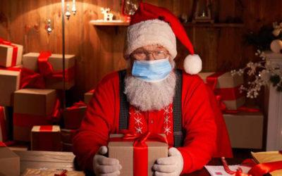"""زيارة """"بابا نويل"""" لأحد دور العجزة في بلجيكا تخلف 23 ضحية"""