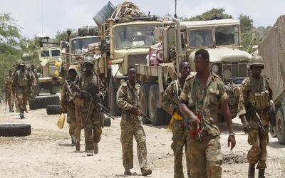 السلطات الصومالية: مقتل جندي بانفجار عبوة استهدفت سيارة نائب سابق
