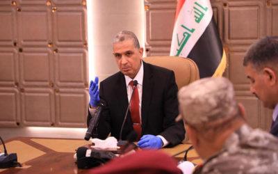وزير الداخلية العراقية: العمل على خطة أمنية عسكرية لمنع استهداف المنطقة الخضراء