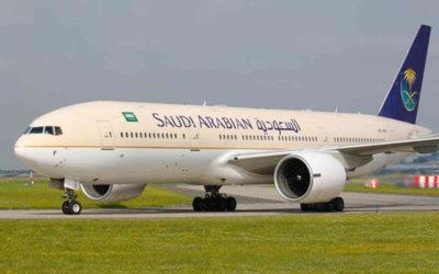 السعودية تعلق الرحلات الدولية لمدة أسبوع
