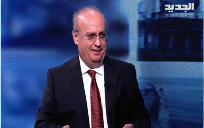 """وهاب لقناة """"الجديد"""": لا أرى أي دعم دولي أو عربي لسعد الحريري على عكس ما هو الحال بالنسبة لبهاء الحريري"""