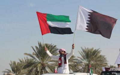 الإمارات: إعادة فتح المنافذ البرية والبحرية والجوية مع قطر