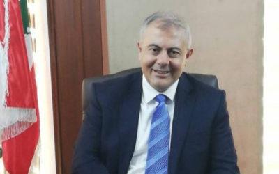 عبود: المؤسسات غير الملتزمة بالإغلاق ستختم بالشمع الأحمر