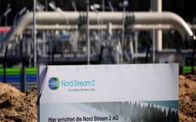 باريس تدعو برلين إلى التخلي عن مشروع أنبوب غاز مع روسيا على خلفية قضية نافالني
