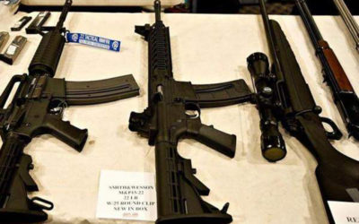 أسهم شركات الأسلحة الأميركية تنشط بسبب أحداث واشنطن