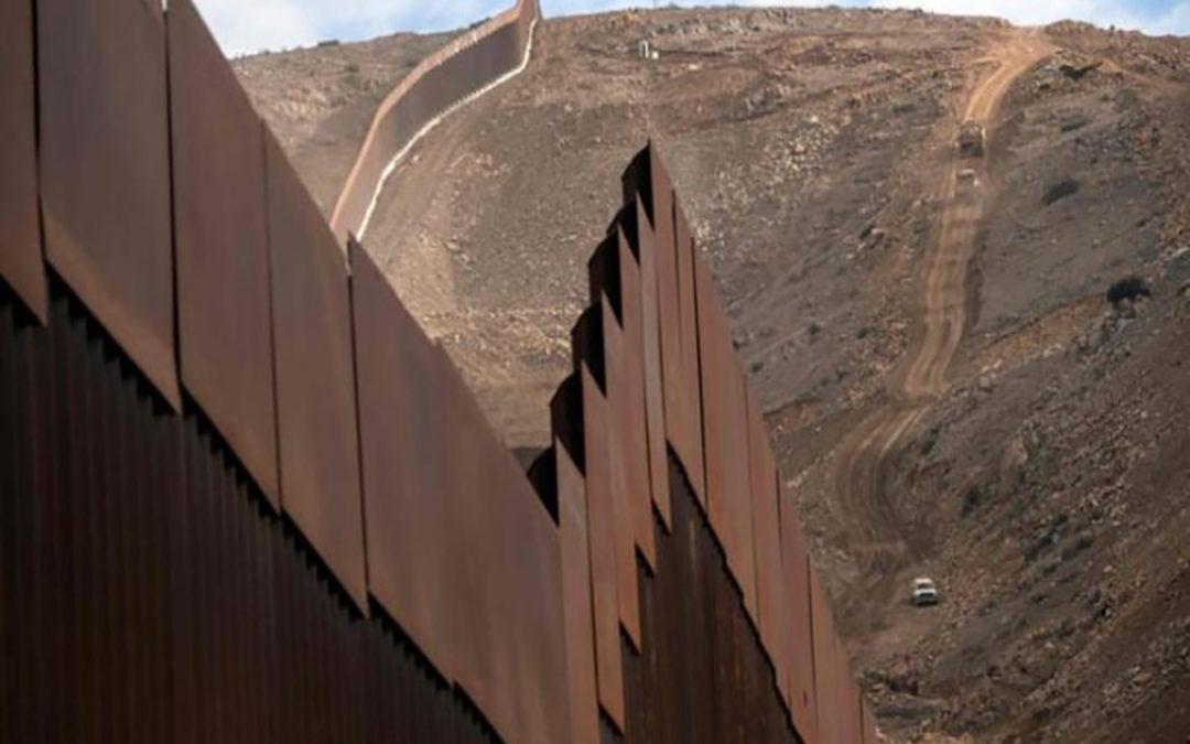 المكسيك رحبت بتعليق بايدن بناء الجدار الحدودي
