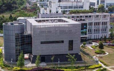 بعثة منظمة الصحة العالمية زارت معهد علوم الفيروسات في ووهان