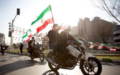 إيران تحيي اليوم الذكرى الـ42 لانتصار الثورة الإسلامية
