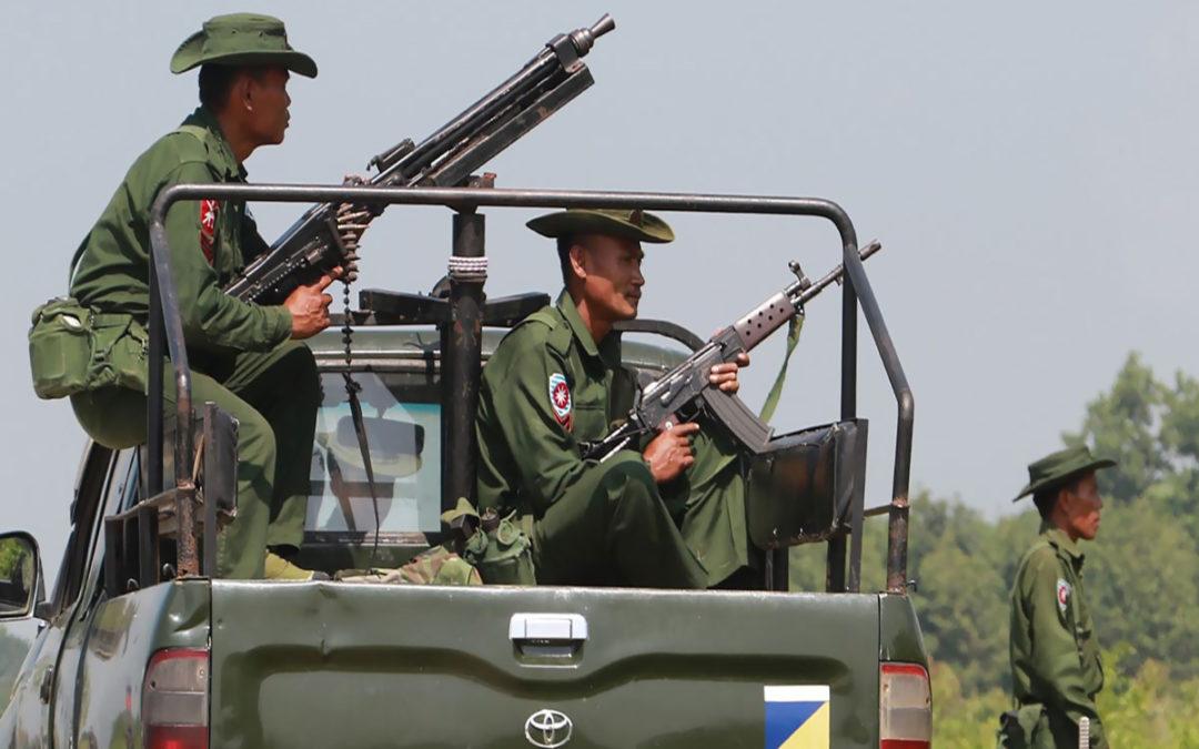 الخزانة الأميركية: فرض عقوبات على ميانمار ردا على الانقلاب