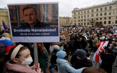 أمانة الإعلام: دعم واشنطن للمظاهرات في موسكو خرق لقوانين روسيا والقواعد الدبلوماسية المعترف بها