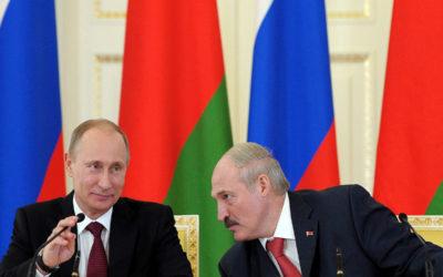 الخارجية البيلاروسية: لقاء مرتقب بين بوتين ولوكاشينكو في الايام المقبلة