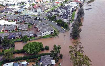 أبناء الجالية اللبنانية في سيدني بخير وأضرار الفيضانات فاقت المليار دولار