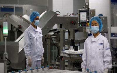 الصين تؤكد مواصلة العمل مع منظمة الصحة العالمية للبحث عن منشأ كورونا