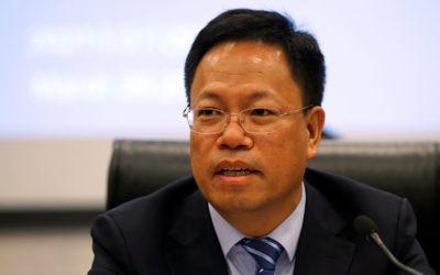 مسؤول صيني: أميركا وبريطانيا والاتحاد الأوروبي وكندا تسعى لزعزعة استقرار الصين