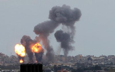 """""""الميادين"""":  صواريخ المقاومة تشل المستوطنات… ومجزرة للاحتلال في بيت حانون"""