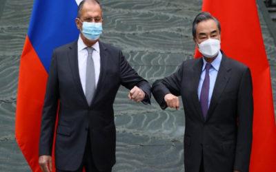 """روسيا والصين تمددان """"معاهدة حسن الجوار والصداقة والتعاون"""" تلقائيا لمدة 5 سنوات"""