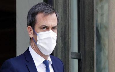 """وزير الصحة الفرنسي: إصابات """"كورونا"""" تتضاعف كل خمسة أيام في البلاد"""