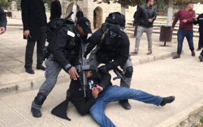 """قوات الاحتلال الإسرائيلي تشن حملة اعتقالات لعناصر """"حماس"""" بالضفة الغربية"""