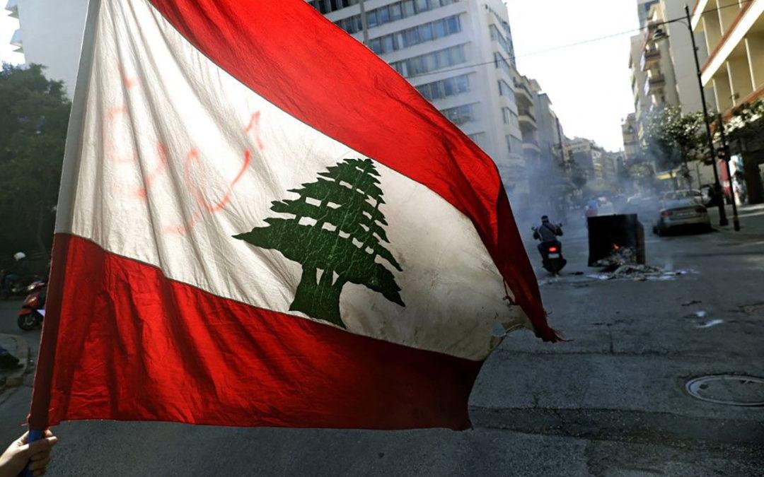 قطع السير على اوتوستراد الدورة وفي مختلف المناطق اللبنانية