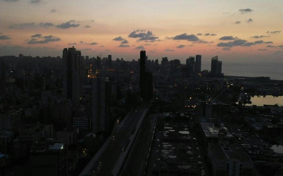 بيروت… شوارع مُظلمة ومشاريع مُعلّقة