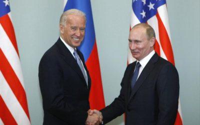 رسمياً.. الكرملين يعلن موعد ومكان عقد قمة بوتين – بايدن