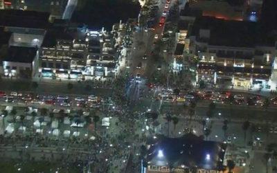 """الولايات المتحدة.. أعمال شغب بعد دعوة مفتوحة عبر """"تيك توك"""" لحضور حفل عيد ميلاد"""