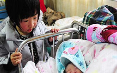 الصين ستسمح للعائلات بإنجاب 3 أطفال