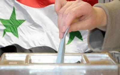 سوريا.. فتح مراكز الاقتراع العام في الانتخابات الرئاسية
