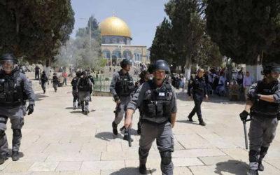 شرطة الاحتلال تعلن عدم السماح باقتحامات المستوطنين للمسجد الأقصى