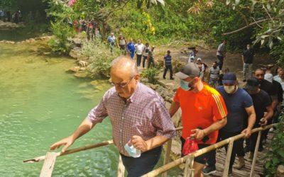 الجاهلية… عذراء السياحة البيئية بدروبها وطبيعتها الخلابة