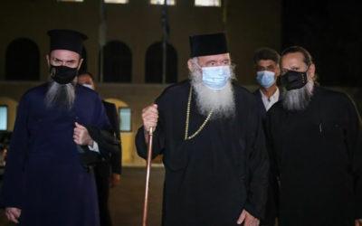 إصابة 7 أساقفة في اليونان بحروق في هجوم بالأسيد نفذه كاهن