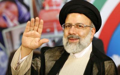 وهاب أبرق الى الجمهورية الإسلامية الإيرانية مهنئاً بانتخاب رئيسي رئيساً للجمهورية