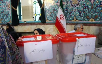 إقبال على قلم اقتراع الانتخابات الإيرانية في بعلبك