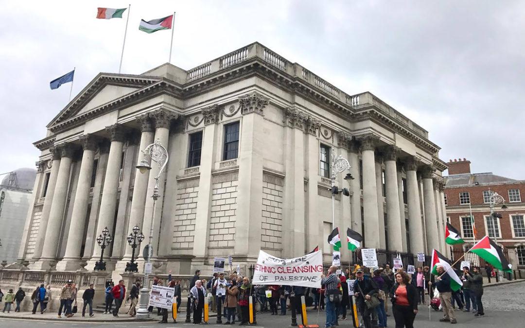"""نائب أيرلندي: مقاومة الاحتلال حق للفلسطينيين ويجب معاقبة """"إسرائيل"""""""