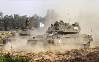 سكاي نيوز: آليات عسكرية إسرائيلية توغلت شرق خان يونس جنوب قطاع غزة