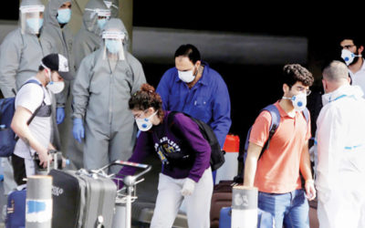 """""""الطيران المدني"""" تعلن عن إجراءات جديدة في مطار بيروت"""
