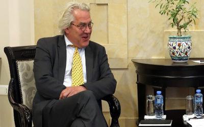 المنسق الخاص لعملية السلام بالشرق الأوسط: اتفاق وقف إطلاق النار بين الفلسطينيين والإسرائيليين هش