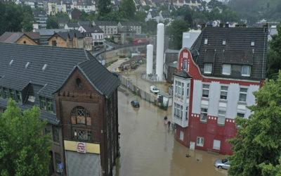 """""""رويترز"""": إرتفاع عدد الضحايا في الفيضانات التي ضربت غرب ألمانيا إلى 81 قتيلاً"""