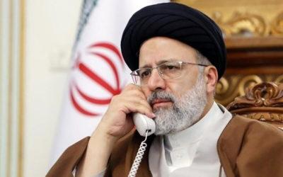 رئيسي: إيران ستبذل جهودها لارساء الاستقرار الذي تحتاجه أفغانستان اليوم