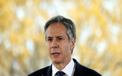 بلينكن نقل عن سعيد تعهده إعادة تونس للمسار الديموقراطي