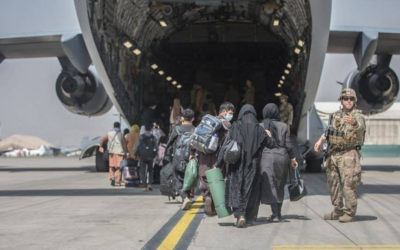 دول توقف عمليات الإجلاء من كابل بعد معلومات عن هجوم إرهابي