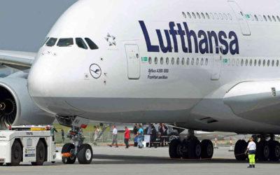 """وصول أول طائرة """"لوفتهانزا"""" تنقل مغادرين من أفغانستان إلى ألمانيا"""