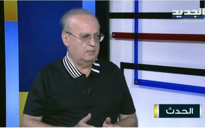 وهاب: هناك تواصل بين فهمي ووزير الداخلية السوري من اجل فتح الحدود بين البلدين