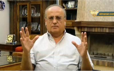 """وهاب لقناة المنار: تشكيل الحكومة بحاجة إلى """"تدخل إلهي"""" ولم يحصل تقدم حتى الساعة .. و""""إسرائيل كانت تحاول اختبار المقاومة"""