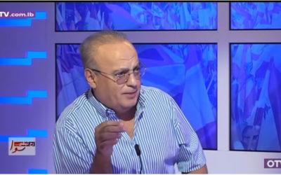 """وهاب لقناة الـ """"أو.تي.في"""": اذا ضُربت السفينة القادمة من ايران الى لبنان ستصبح كل السفن الاسرائيلية في البحر المتوسط تحت نيران الحزب"""