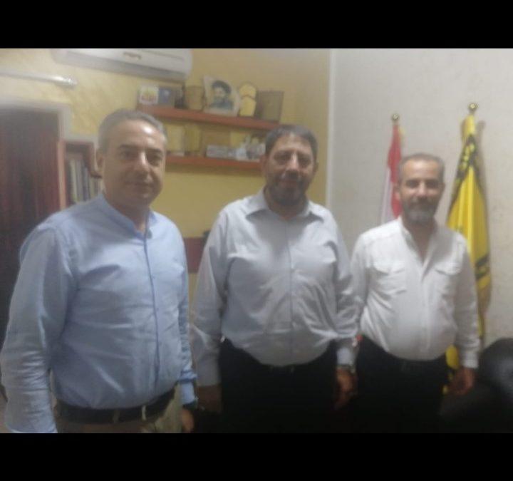 حزب الله والتوحيد العربي عرضا الوضعين السياسي والاجتماعي في الجبل