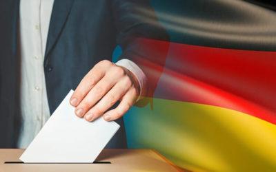فوز الاشتراكيين الديموقراطيين في الانتخابات التشريعية في ألمانيا