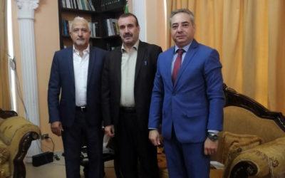 التوحيد العربي يزور سفير الجزائر وتأكيد على المسؤولية المشتركة في الدفاع عن العروبة وقضايا الأمة